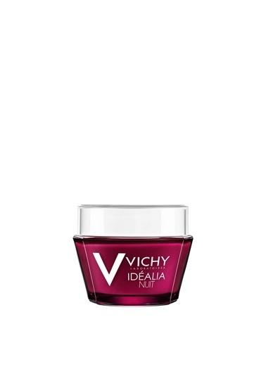 Vichy VICHY Idealia Skin Sleep Recovery Night Gel-Balm 50 ml Renksiz